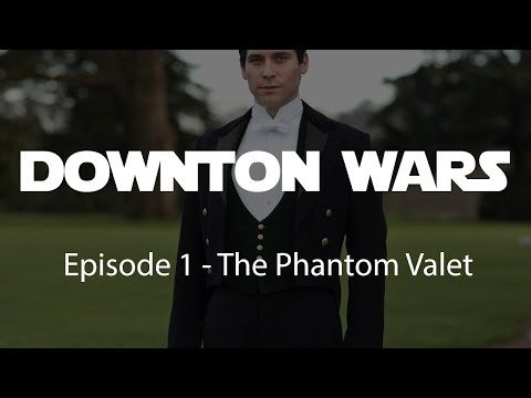Downton Abbey's Rob-James Collier Gives Us the Downton/Star Wars Mash-Up We Didn't Realize We Wanted | The Mary Sue