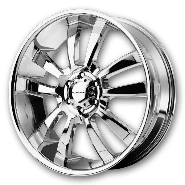Cheap Rims And Tires Package >> Custom Wheels KMC Wheels Skitch 20x8.5 Chrome High Offset ...