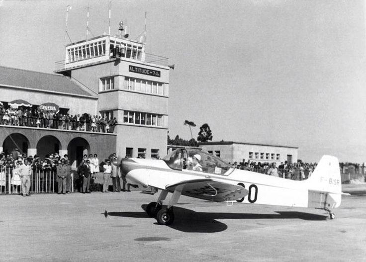 Aeroporto do Porto - 1960