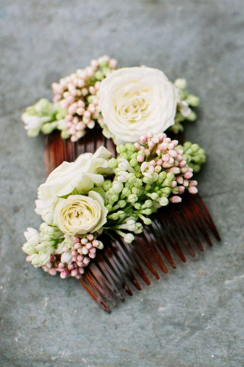 Couronnes de fleurs & Coiffures