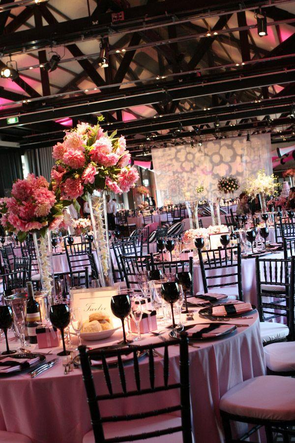 Pink Plus... Love this #DoltoneHouse Jones Bay Wharf Pyrmont wedding