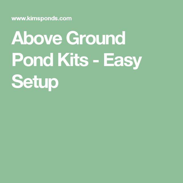 Above Ground Planter Box Kits