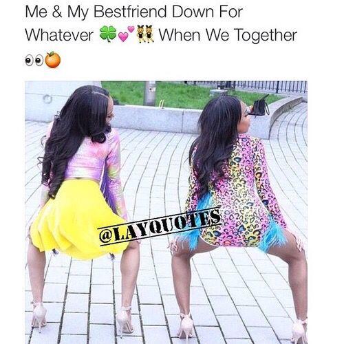 Yasssssssss. @yagirlshayy__ · BestiesBestfriendsFriends ...
