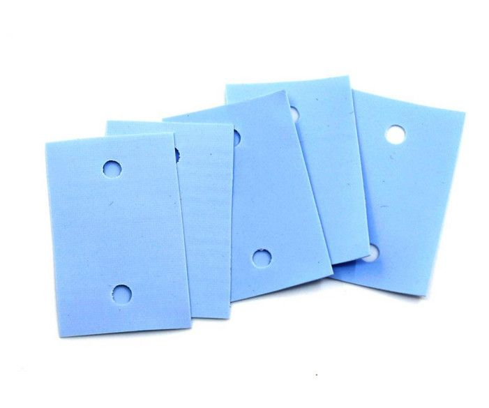 Fast Free Ship 10pcs/lot TO-3M2 type insulation sheet Junior Ken tube insulation heat sink