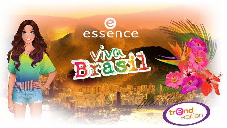 Sweety Reviews: [CS] T.E. Essence Viva Brasil