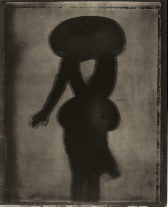 Thierry Mugler, by Sarah Moon