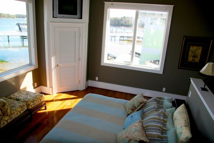 Cape Charles Vacation Rental - VRBO 477441 - 1 BR Eastern Shore Apartment in VA, Waterfront Suite - Private Beach and Pool