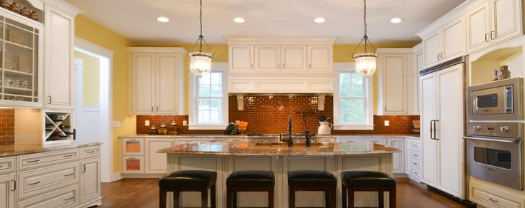 Kitchen Of Elberton Way A Southern Living House Plan By