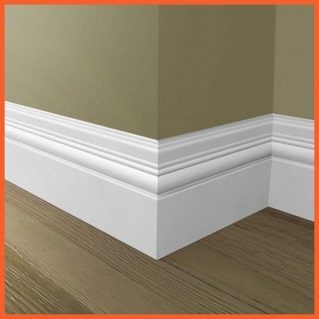 11 Buy Antique traditional period MDF skirting boards in your choice of height, thickness and finish.