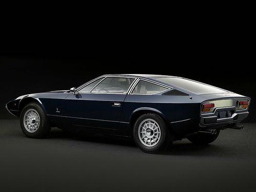 Merveilleux Maserati Khamsin 1975 Back   Maserati Khamsin   Wikipedia, The Free  Encyclopedia