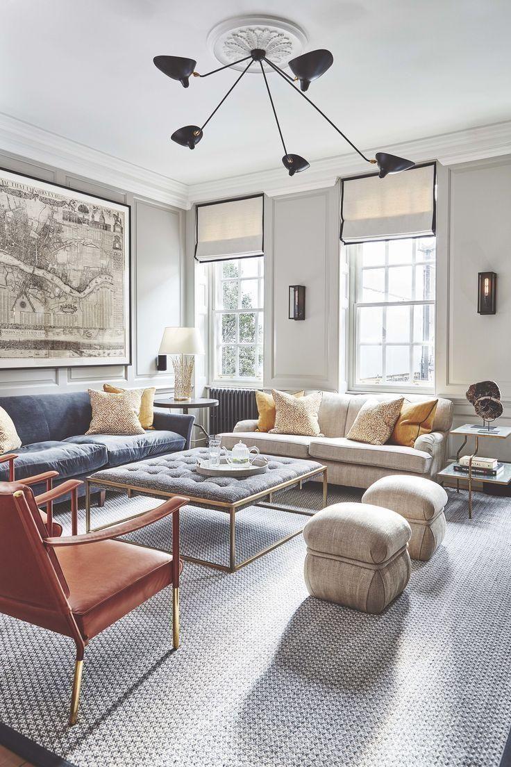 7 besten Wohnzimmer Deko-Ideen & Designs  Living room decor