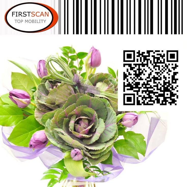 FirstScan wishes all South African Woman a fabulous Women's Day the only way we know how, Read the QR Code to get your message. #womensday #technolgy #data