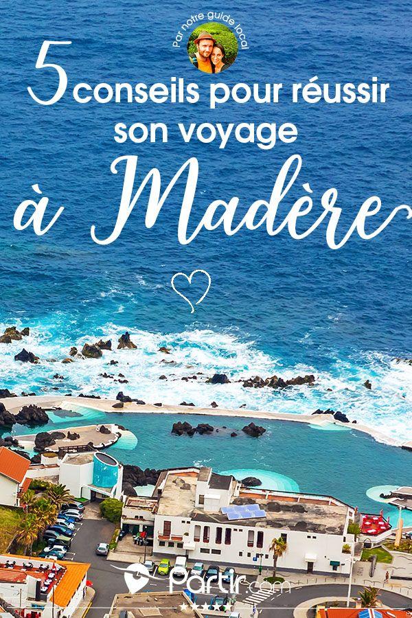 5 Conseils De Nos Guides Locaux Pour Que Votre Voyage A Madere