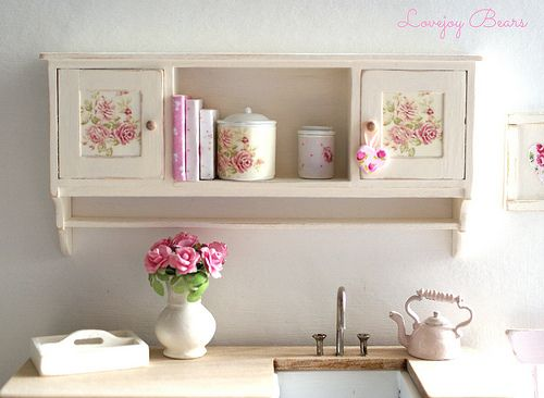 Shabby Chic Kitchen Furniture