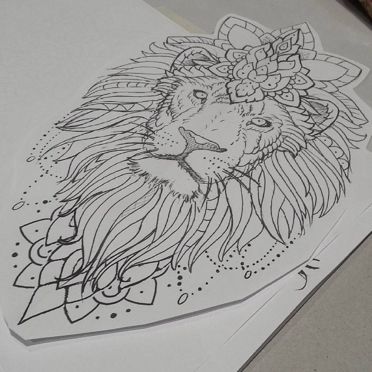 Tattoo Idea Designs 100 lion tattoo designs and ideas for men and women Thigh