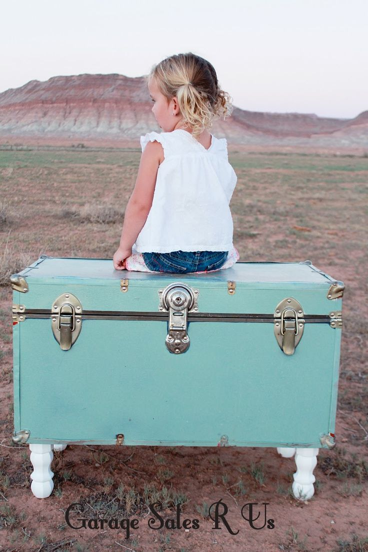 diy trunk upcycle                                                                                                                                                      More