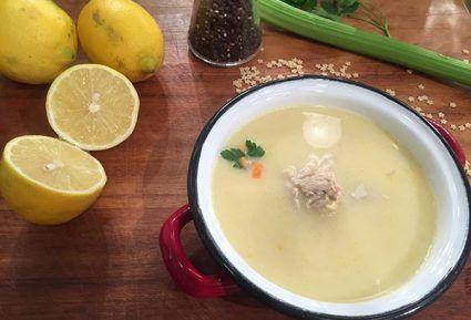 Κοτόσουπα αυγολέμονο-featured_image