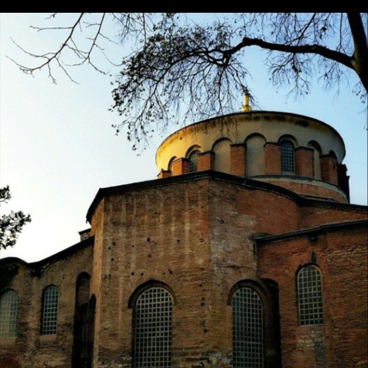 Aya irini curch-İstanbul