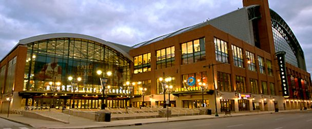 Bankers Life Fieldhouse: Home of the Indianapolis Pacers