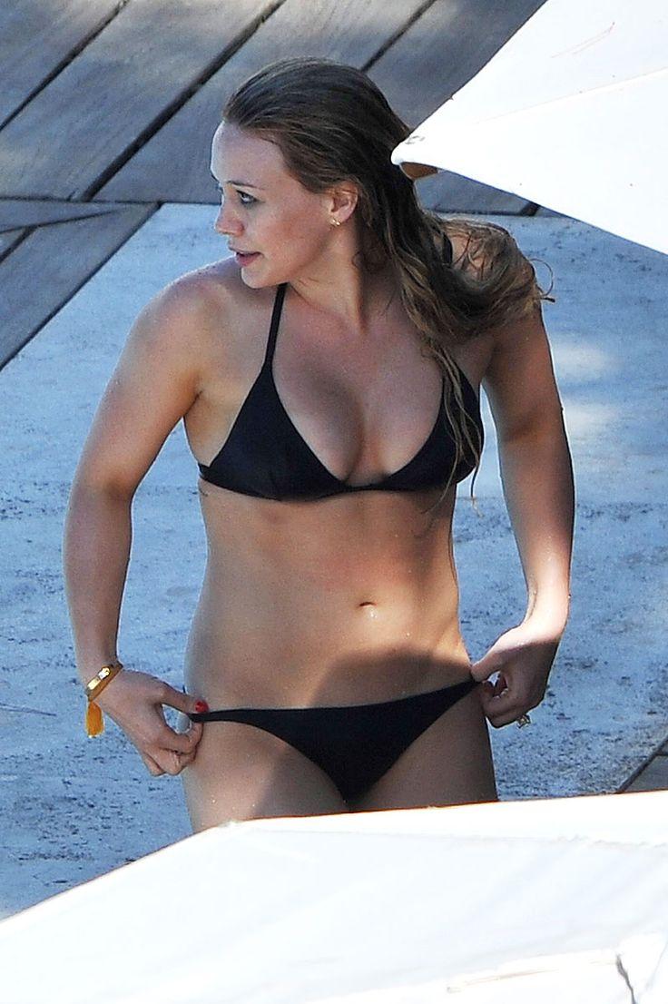 Nacktfotos von Hilary Duff im Internet - Mediamass