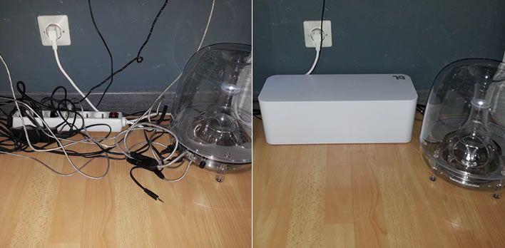 kabels wegwerken - Google zoeken