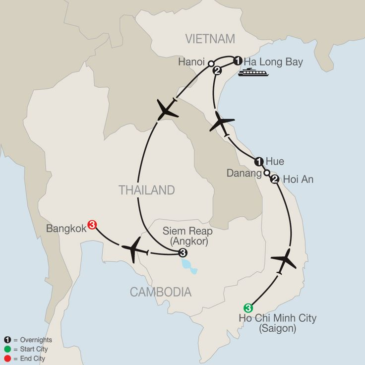 Vietnam Tour Packages 2016 and Mekong River Cruises - Atlas Travel