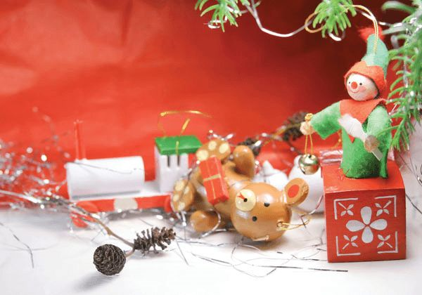 Merry Christmas Essay for Kids in English:-