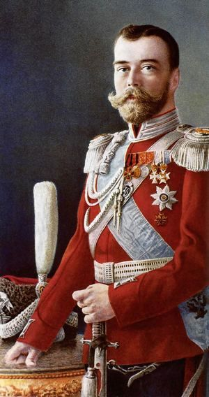 """Tsar Nicholas II to his wife Alexandra after 21 years of marriage ~ """"I thank you for your love. You could not even imagine how it supports me. Honestly, I do not know how I managed to survive if my Lord would not give me your love and your friendship. Seriously,it is difficult to say these words but easier to send them to you in my letter """". 1915"""