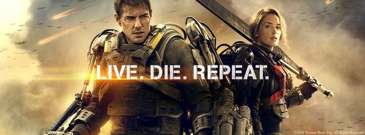 Edge of Tomorrow out now in Bristol cinemas
