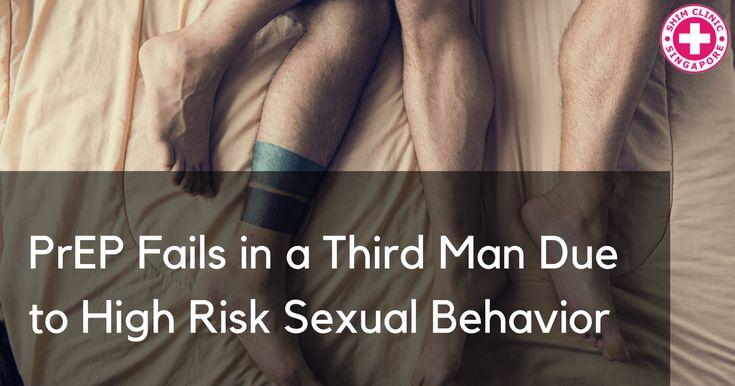 PrEP Fails in a Third Man Due to High Risk Sexual Behavior - Read here: https://www.shimclinic.com/blog/prep-fails-in-a-third-man-due-to-high-risk-sexual-behavior. #ShimClinic #chlamydia #gonorrhea #highrisk #HIV #HIVinfection #PrEP #sexualbehaviour #Truvada #unprotectedsex