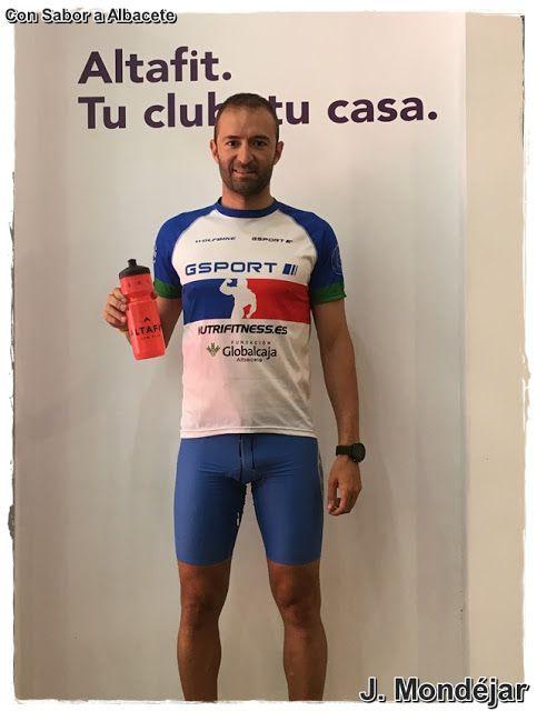 DAVID CORREDOR UN HOMBRE DE HIERRO ALBACETEÑO   David Corredor Frankfurt Ironman Noticias Albacete Noticias deportes Triatlón