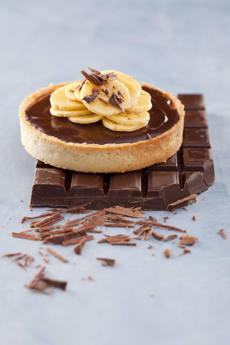 Numéro 9 : Tartelette chocolat banane ©l'Atelier des chefs