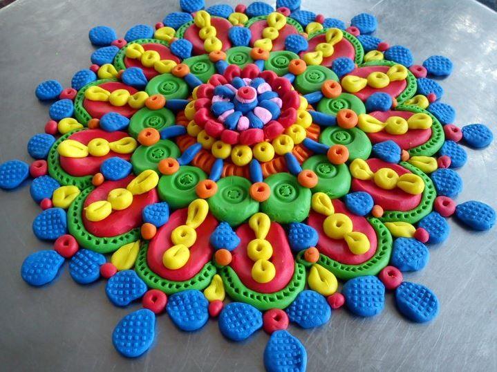 Creative Rangoli Ideas