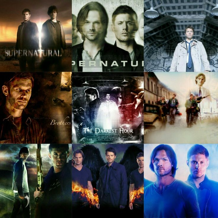Supernatural Sobrenatural
