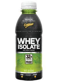 #vitaminshoppecontest - Whey Isolate Protein Rtd - Tropical by Cytosport - Buy Whey Isolate Protein Rtd - Tropical 12 Drinks at @The Vitamin Shoppe