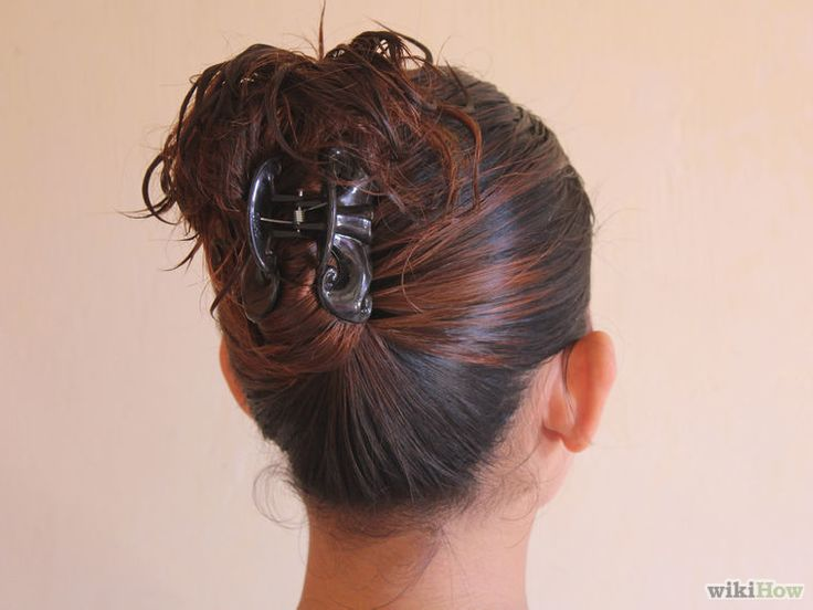 Put Your Hair Up with a Jaw Clip Step 5.jpg