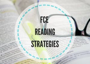 FCE reading strategies - Lesson Plans Digger