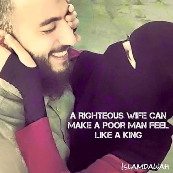 Muslim Couple ♥ ~Amatullah♥