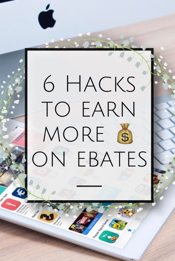 Here are my BEST tips and tricks on how you can easily make LOTS of money using Ebates, the #1 cashback program!
