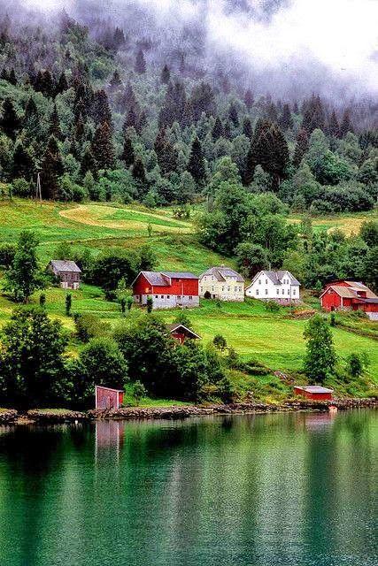 Hardangerfjords, Norway