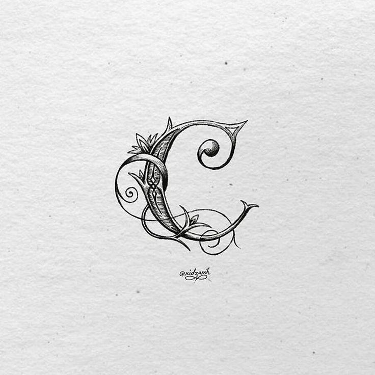 Beautiful work by @ridzamh - #typegang - typegang.com | typegang.com #typegang #typography