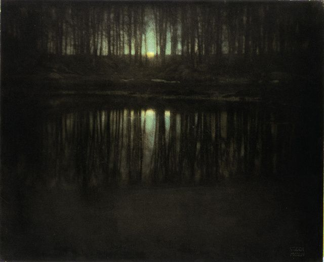The Pond/Moonlight, by Edward Steichen (1904). Sold for $2.9 million.