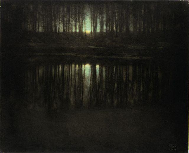 The Pond/Moonlight, Edward Steichen (1904). Vendue pour 2,9 millions de dollars.