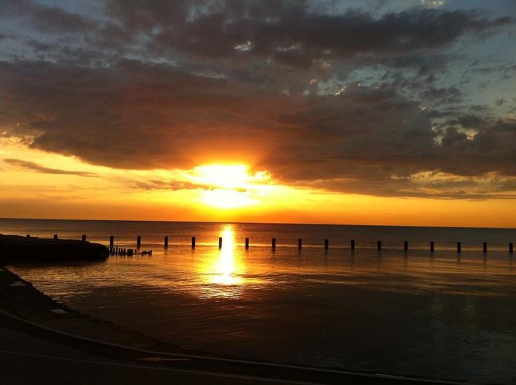 Friday July 27, 2012Chicago Sunrises