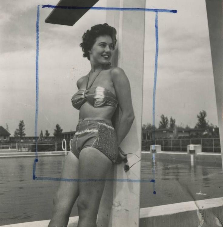 Badpakopnamen 1968, zwembad De Smelen in Geldrop