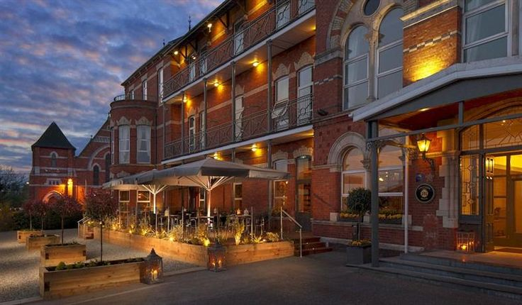 Hotel Deal Checker - Ambassador Hotel Cork
