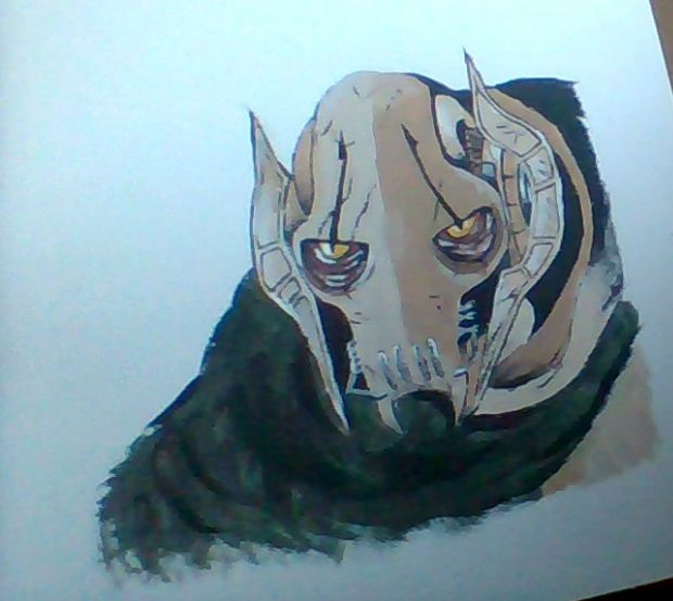 General Grievous Painting ~Star Wars