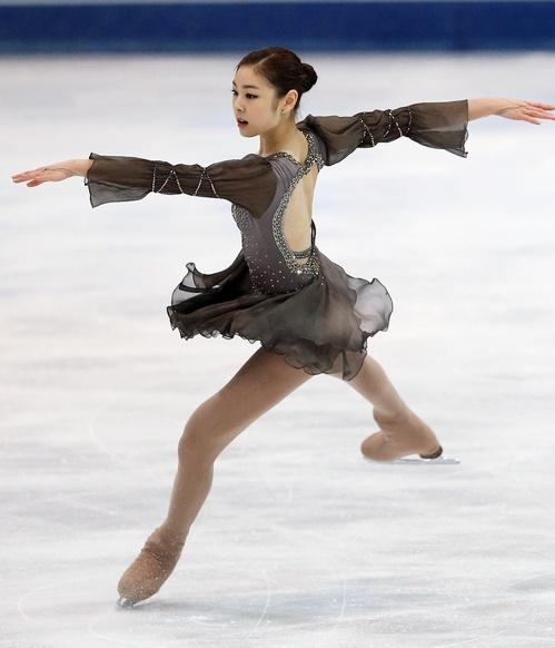 NRW Trophy 2012, Les Miserables -2 #김연아 #YunaKIM @yuna lee