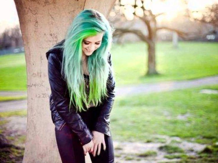 bunte haarfarben haar farben pinterest haar. Black Bedroom Furniture Sets. Home Design Ideas