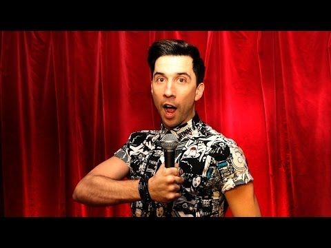 4 Minute Comedy - Russell Kane (WARNING STRONG LANGUAGE) - YouTube